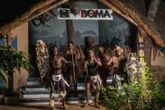 The Boma Dancers