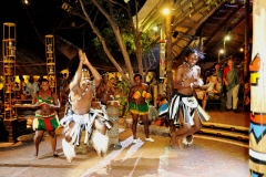 The Boma - Dinner and Drum Show dancers