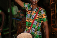 The Boma - Dinner and Drum Show drummer